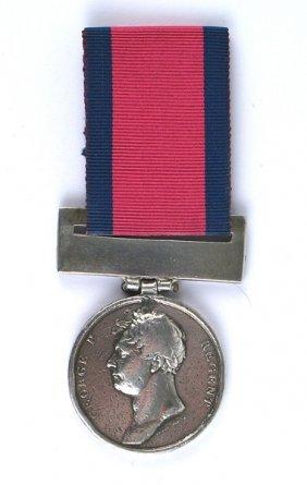 British 1815 Waterloo Medal