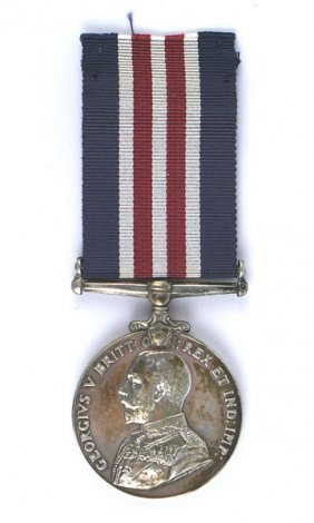 British George V Military Medal