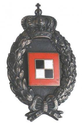 Imperial German Bavarian Observer Badge