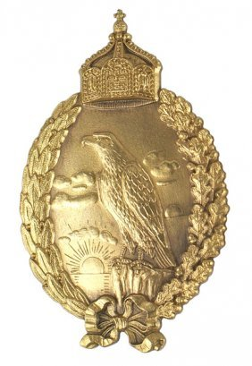 Imperial Prussian Observer Badge