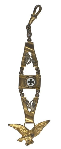 Imperial German Watch Fob