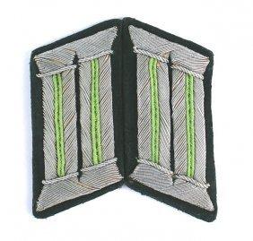 German Wwii Panzer Grenadier Collar Tabs