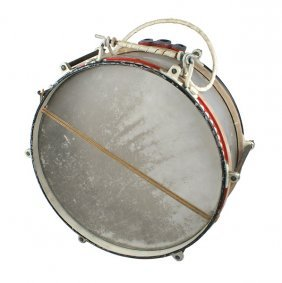 German Wwii Military Snare Drum