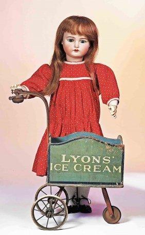 "SWALLOW TOYS OF LONDON ""LYON'S ICE CREAM"" WAGON."