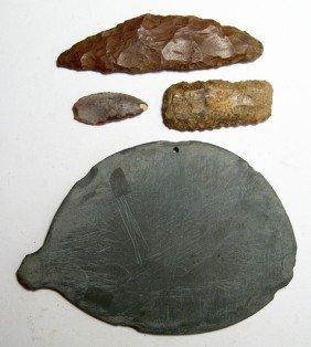 Egypt. Fish-shaped Pre-Dynastic Slate Palette