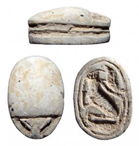 Steatite Scarab, Ex Royal Athena Galleries
