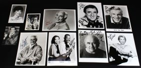 Autograph Collection, 10 Tv Personalities, 1990s