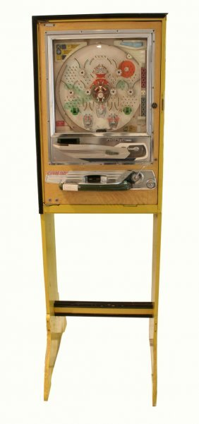 Pachinko Arcade Game, Japanese, C. 1960