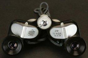 Nippon Kogaku J-b7 7x15 Mini Binoculars