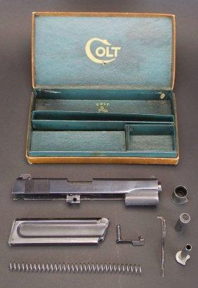 Colt Conversion Kit, .45 Cal-.22 , 1940's