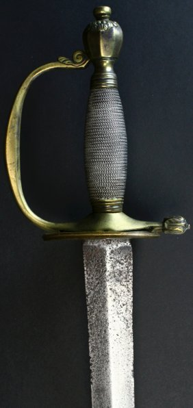 Sword, British Infantry Officer