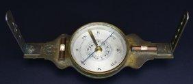 Surveyor's Compass, Benj. Pike, Jr., 1845-6