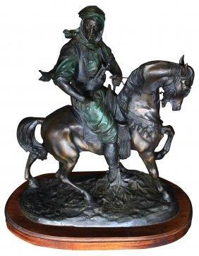 Bronze, By Barye, C. 1905