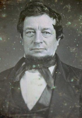 Daguerreotype Of Washington Irving, C1848