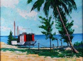 O/c. Florida Ferry Boat, Arthur A. Widmer