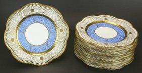 (11) Plates Bavarian Schumann