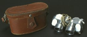Binoculars And Case, Bushnell, Occ Japan