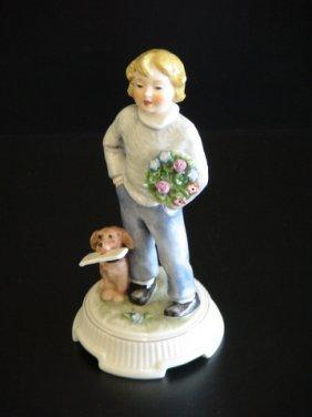 Goebel Lore 217, 8/169, St. Valentine's Messenger
