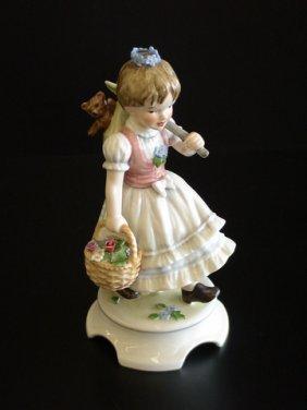 Goebel Lore 240 Garden Princess, Figurine # A253,