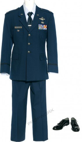 "Mitchell's Dress Blues From ""Avalon"""