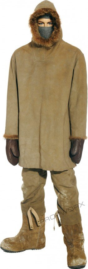 "Carter's Arctic Costume From ""Continuum"""