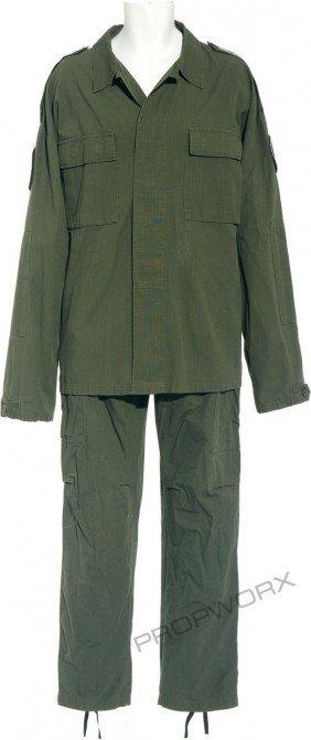 Teal'c's Green Uniform