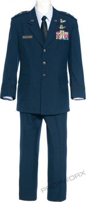 Landry's Dress Blues And Jacket