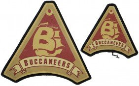Battlestar Galactica Caprica Buccaneers Patches