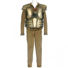 Stargate Atlantis Satedan Armored Uniform