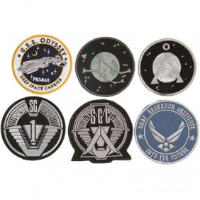 Stargate Patch Collection