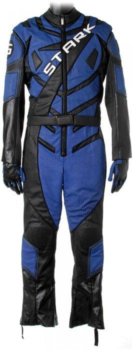 Iron Man 2 Tony Stark Stunt Racing Suit