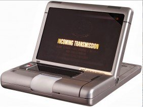 Star Trek: First Contact Picard's Hero Monitor