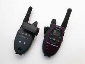 Star Trek: Enterprise Season Two Crew Walkie Talkies