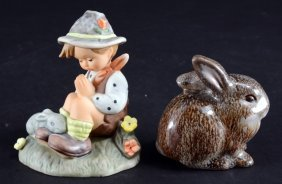 Goebel Nature's Prayer & Austrian Rabbit