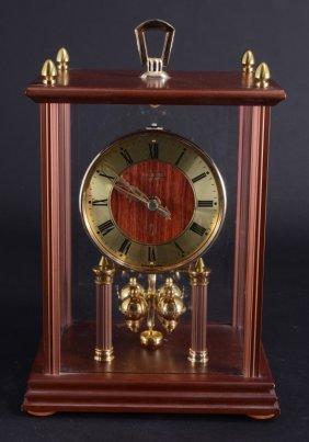 Master Quartz Anniversary Clock