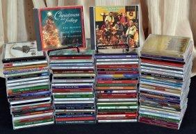 Over 90 Christmas Music Cds