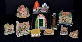 Miniatures Inc. David Winter Cottages