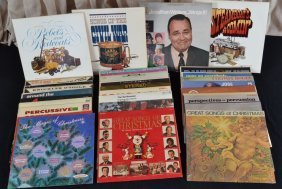 29 Comedy, Marching, Percussion, Twist Lp's Plus
