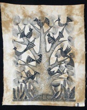 Heidi Lange Original Batik Design & Print