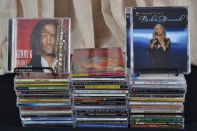 Jazz & Easy Listening Music Cds