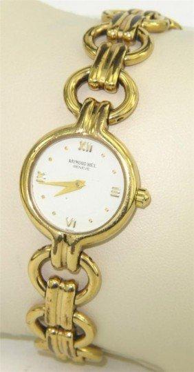 Raymond Weil Stainless Steel Watch