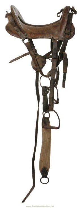 MODEL 1902 McCLELLAN SADDLE