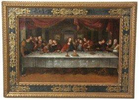 18th Century Leonardo's Last Supper