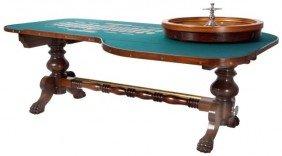 Mason & Co. Roulette Table