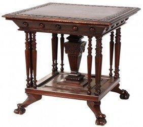 R.J. Horner Lamp Table