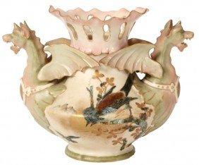Alfred Stellmacher Tepltz Vase
