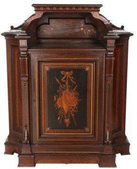 Rosewood Renaissance Revival Credenza