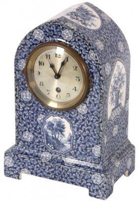 Villeroy & Boch Porcelain Mantle Clock