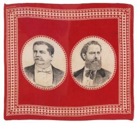 Hancock & English Campaign Bandana