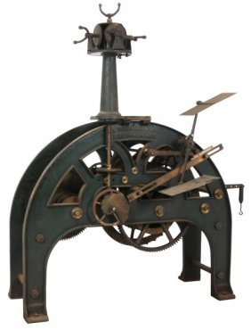 E. Howard Round Top Tower Clock